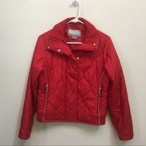 Nike Red Puffer Jacket / Coat